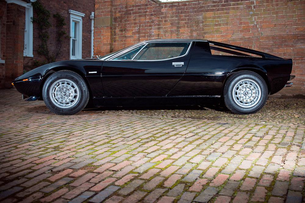 1977 Maserati Merak SS :: Silverstone Auctions (2)