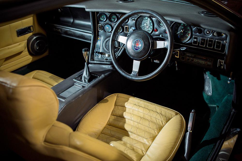 1977 Maserati Merak SS :: Silverstone Auctions (6)