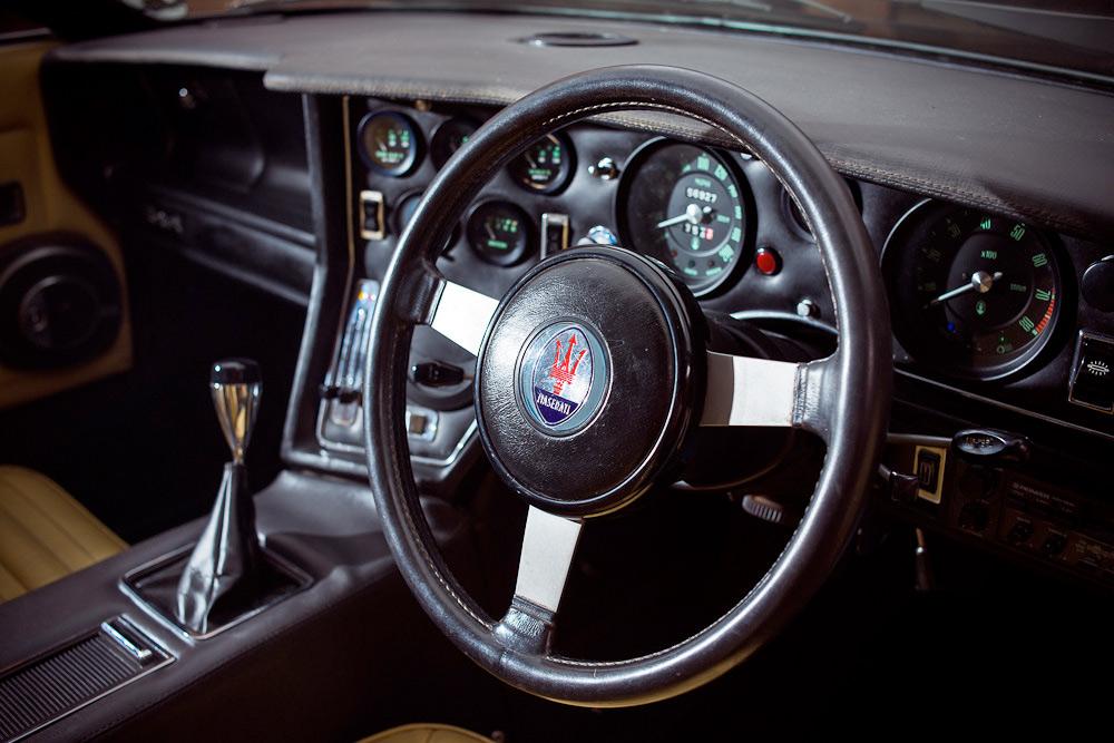 1977 Maserati Merak SS :: Silverstone Auctions (7)