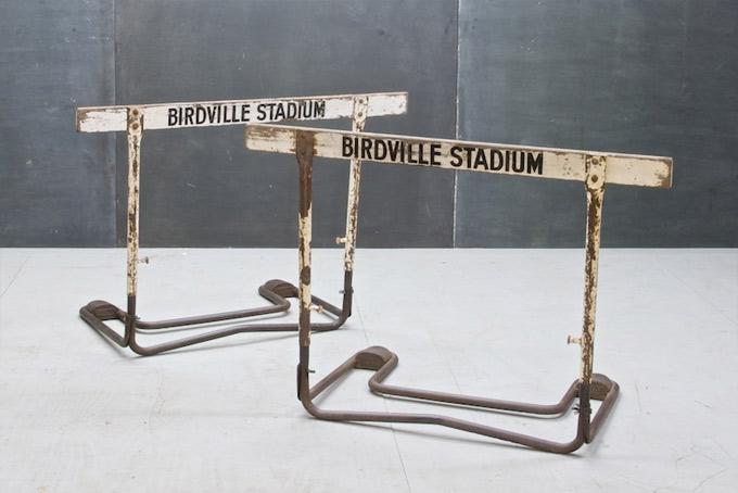 Vintage Antique Hurdles Track Field :: Modern 50 (2)