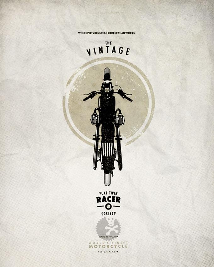 Aristocratic Motorcyclist (4)