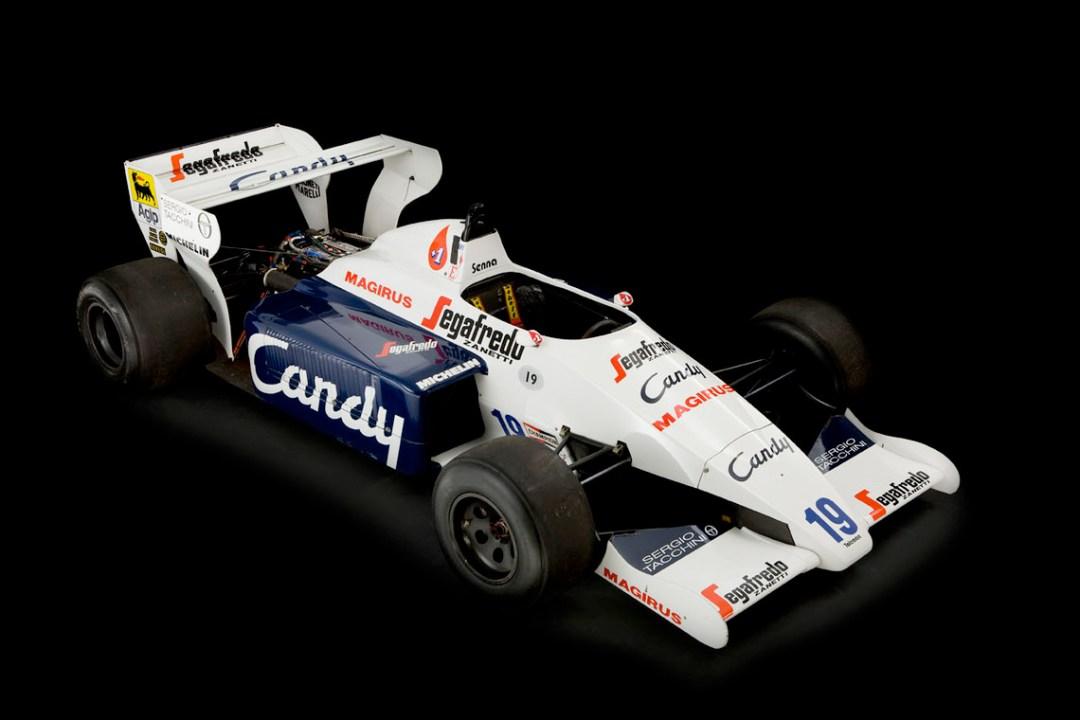 Senna's 1984 Toleman TG-184-2 :: Silverstone Auctions (2)