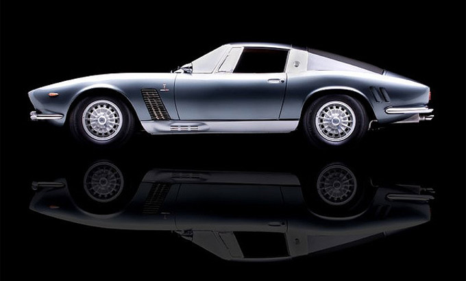 '63 Iso Grifo A3L Prototype by Bertone