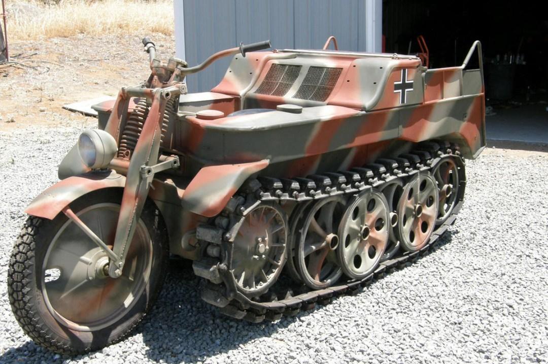 1945-Kettenkrad