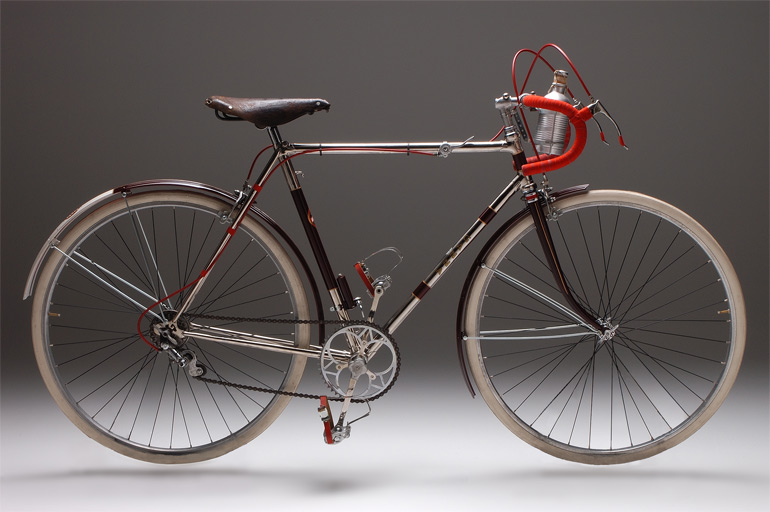 '47 Ganna Bicycle :: My Old Bicycle :: Franco Spernicelli (1)