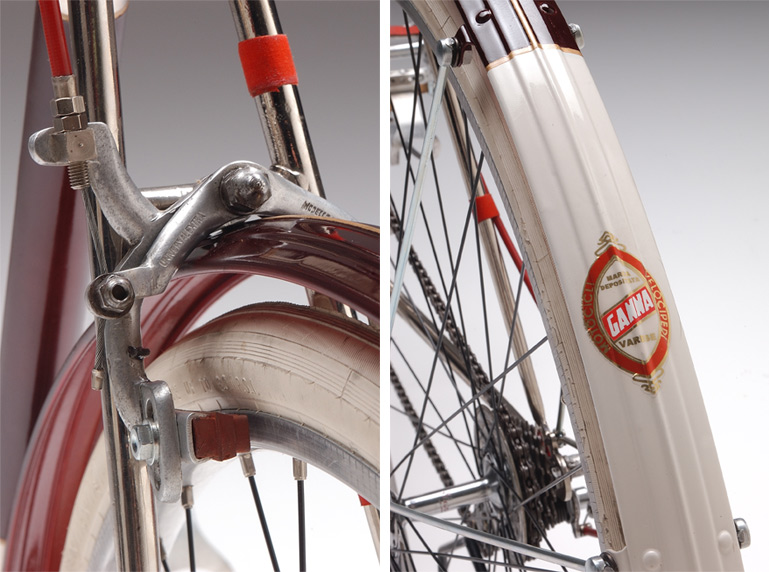 '47 Ganna Bicycle :: My Old Bicycle :: Franco Spernicelli (5)