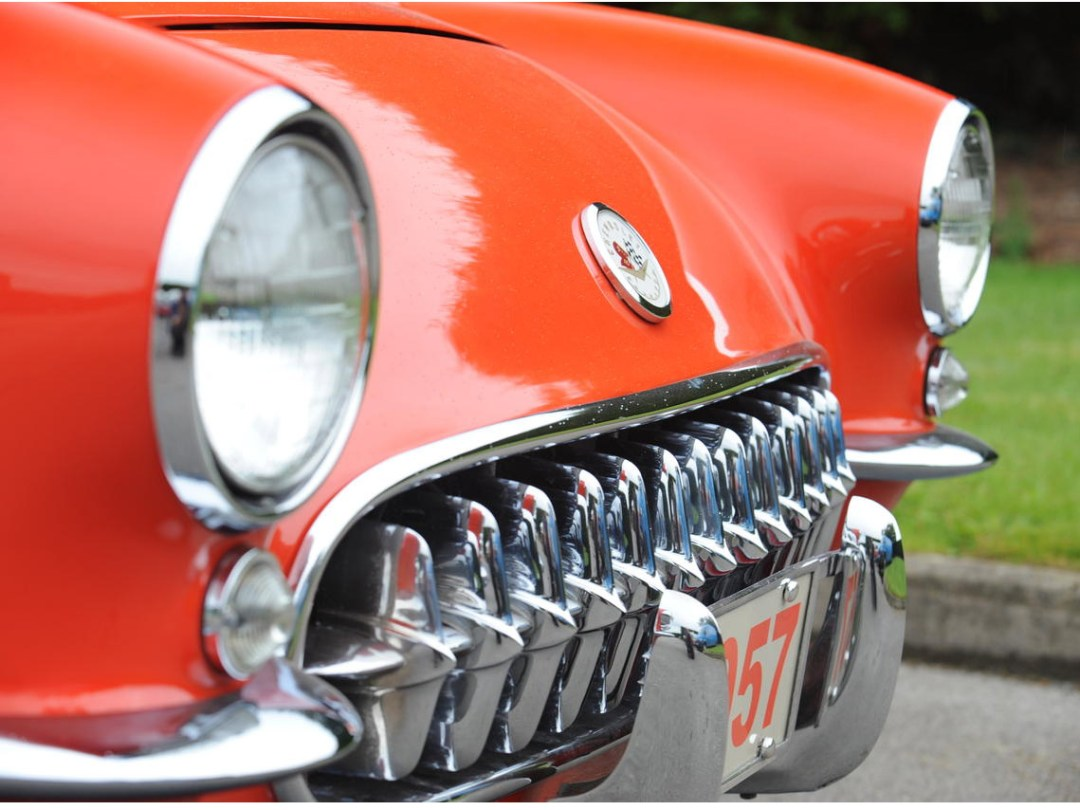 1957 Chevrolet Corvette Roadster (3)