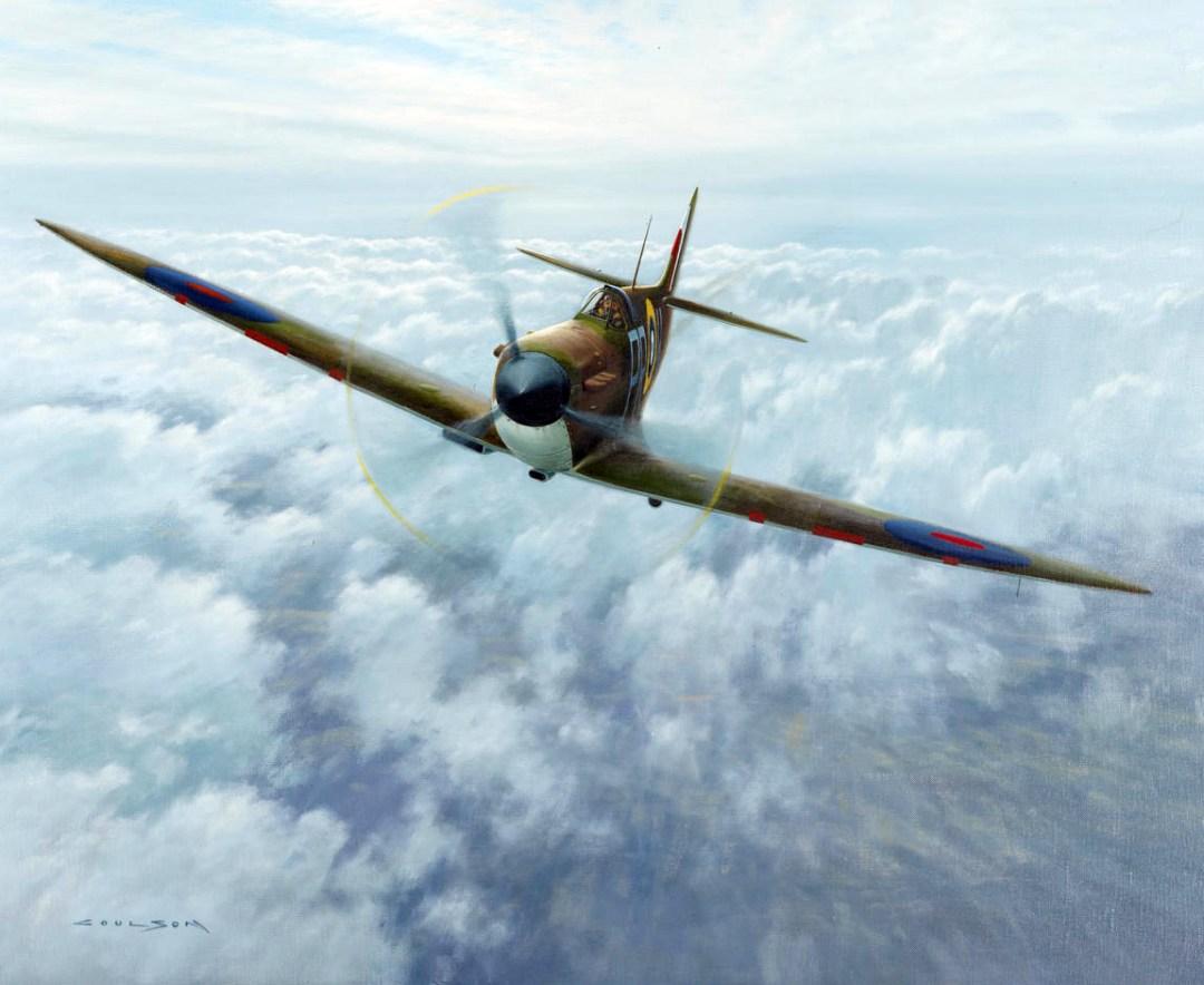 Gerald Coulson :: Spitfire Mk1