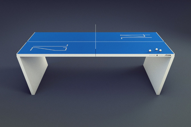 Table Tennis 2.0 :: By Robert Lindström (3)