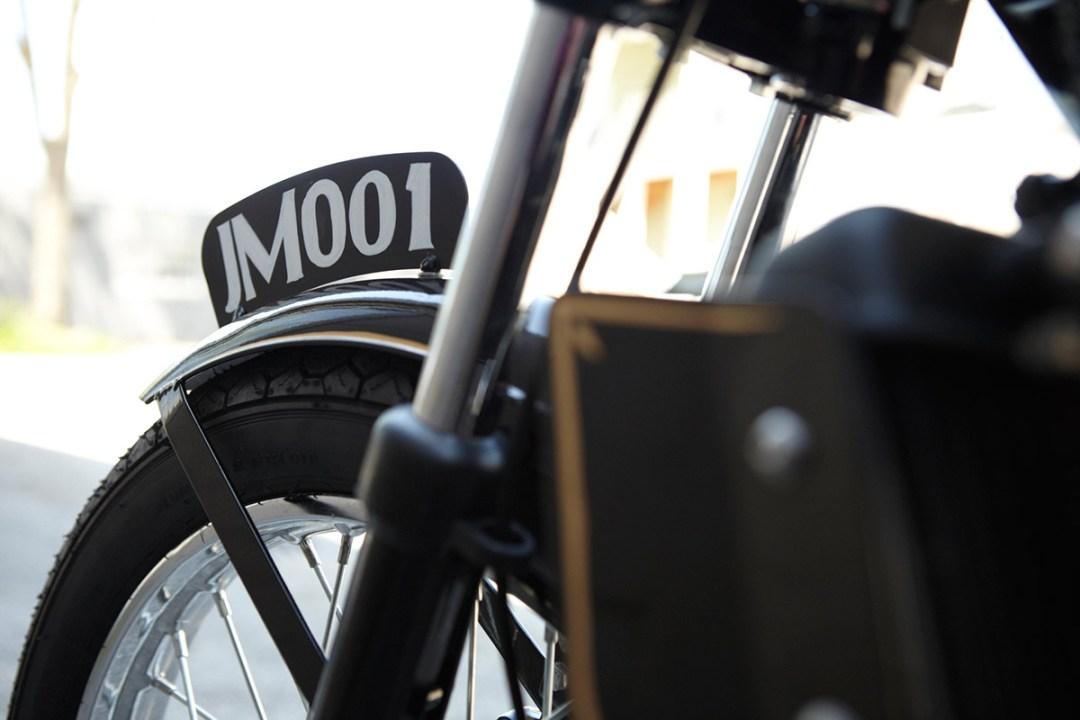 Janus Motorcycles :: Interview with Richard Worsham