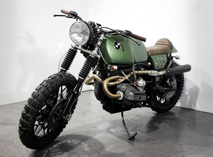 Kevils' Sarge :: via The Bike Shed