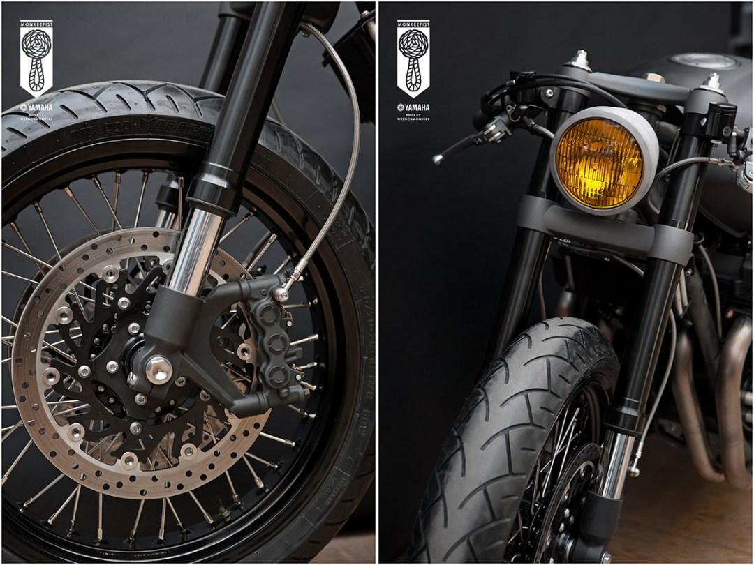 Wrenchmonkees Transform a Yamaha XJR1300 (5)