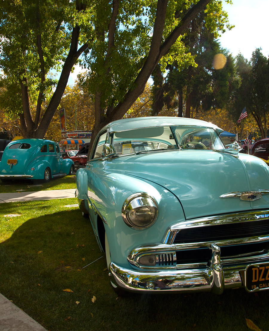 1951 Chevy Bel Air:: Interview With Owner Pete Padilla