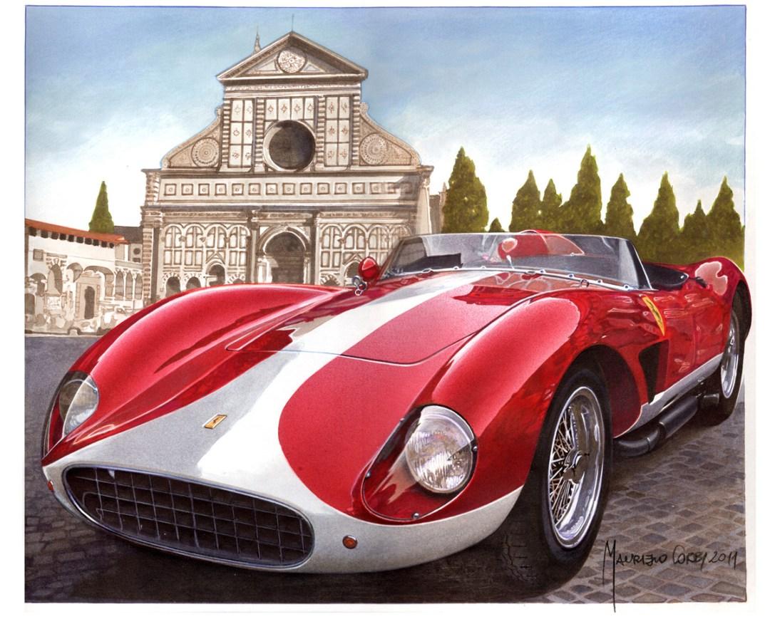 1957 Ferrari 500 Testa Rossa Cs