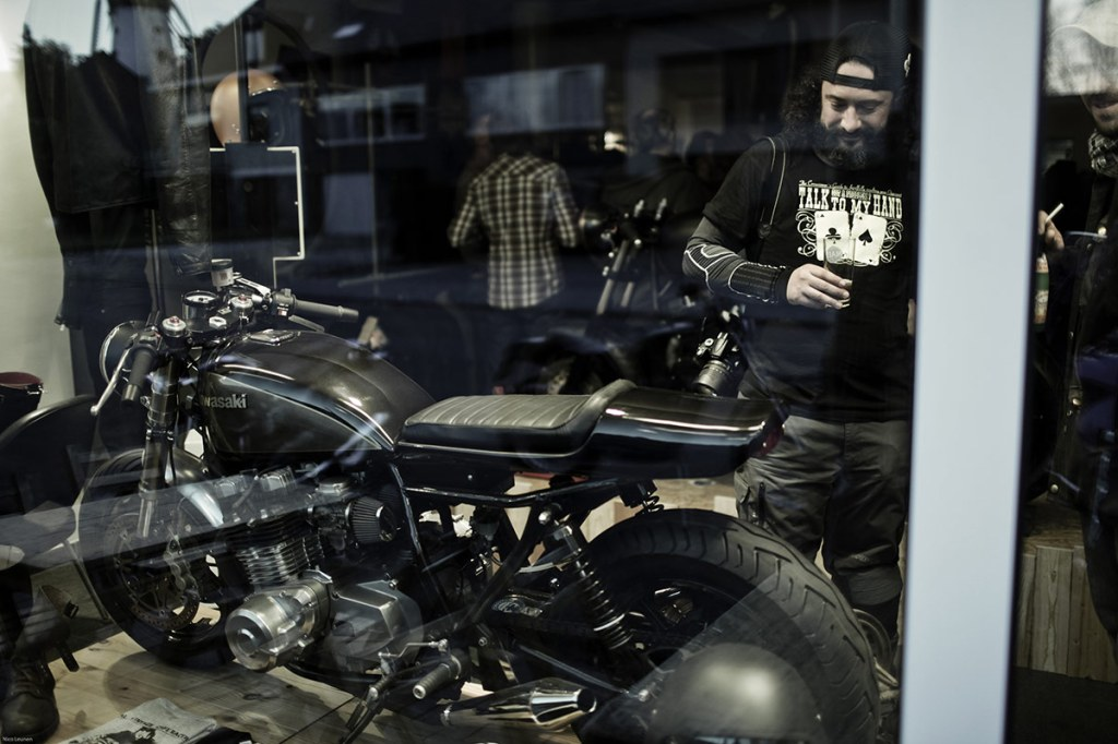 Interview with Steven Decaluwe of Motokouture