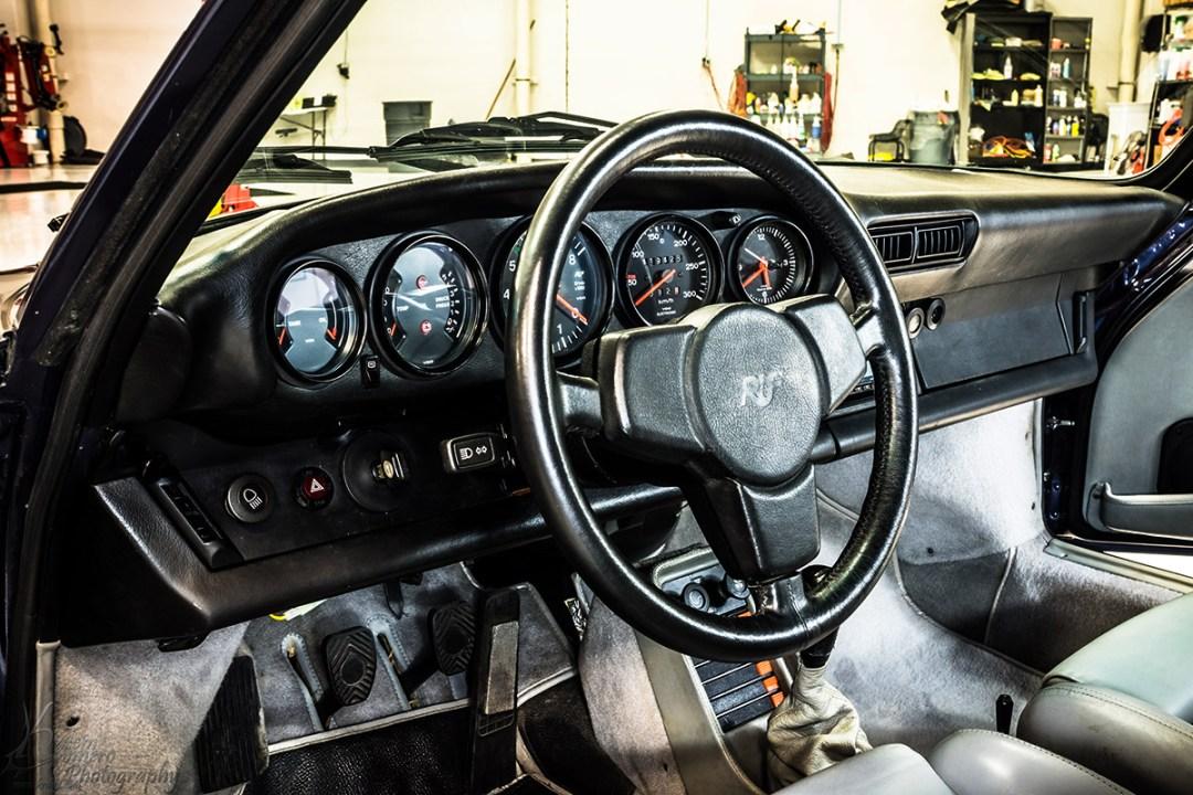1985 RUF Carrera 3.2