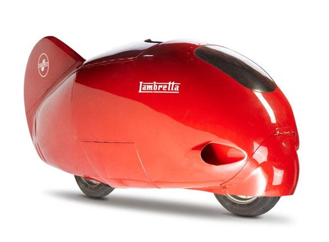 Lambretta Record Racer