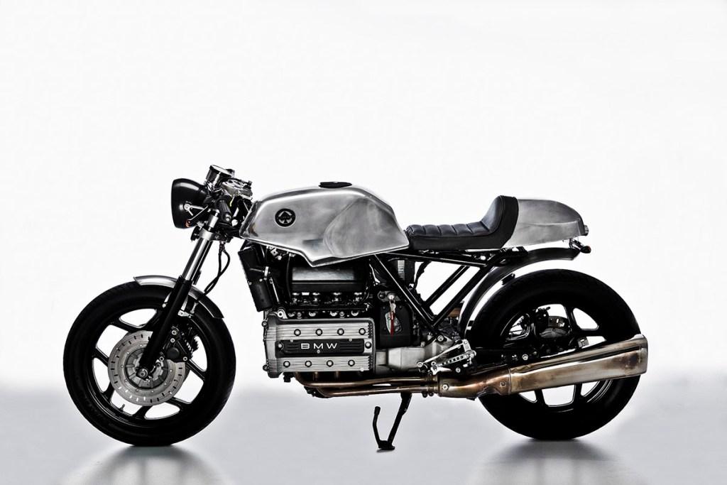 '84 BMW K100 by Marc Robrock