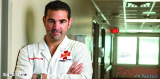 Dr. Rafols, Among the Best in Wound Care Specialists, Loves His Profession