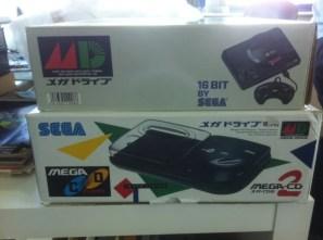 Mega Drive & Mega CD 2