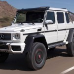 Mercedes G63 Amg 6x6 Mega Luxury