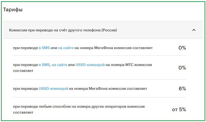 تعرفه برای ترجمه MEGAPHONE موبایل