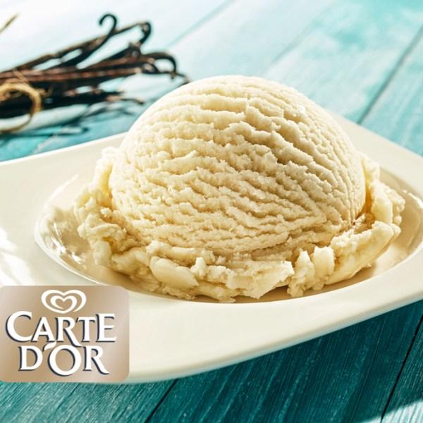Carte D'Or Vanille ijs 5L - lactose vrij ijs