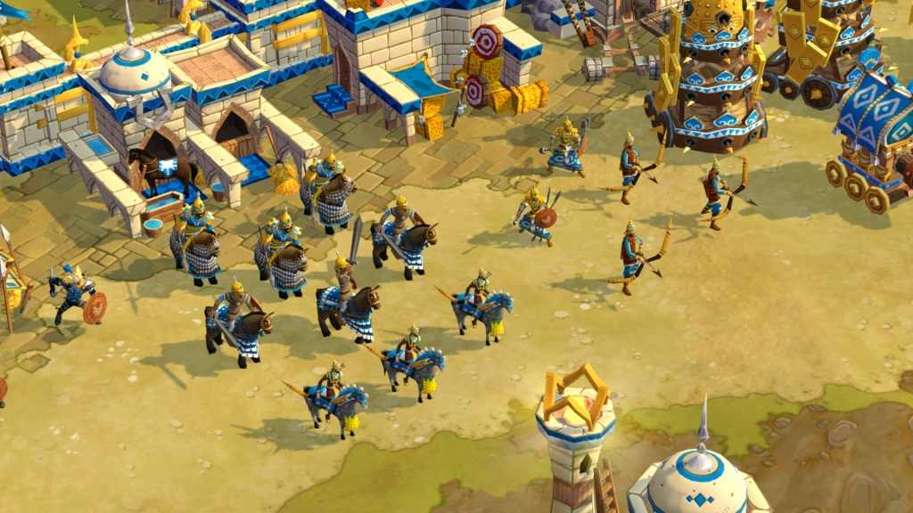 Age Of Empires Online The Norse Trailer Image Gallery