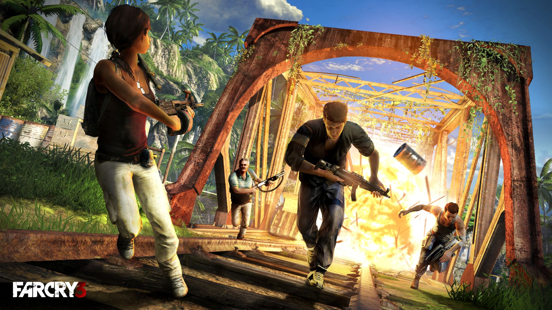Game Patches Far Cry 3 Patch V101 MegaGames