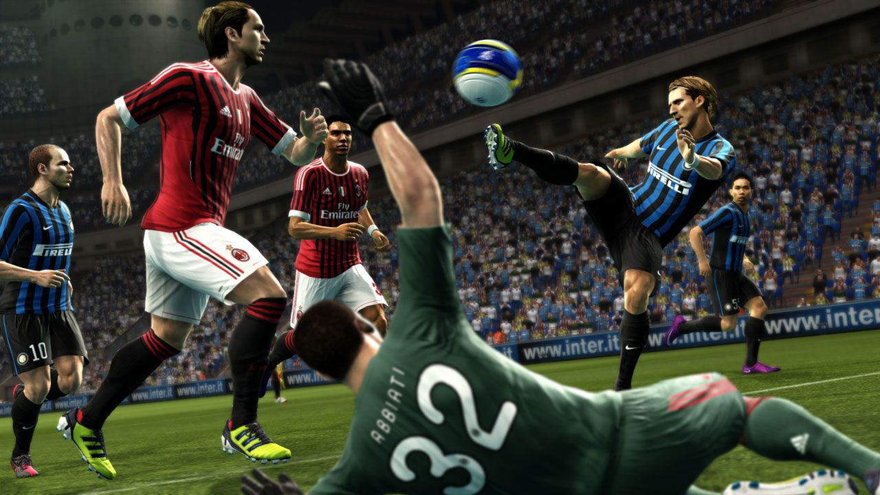 Pro Evolution Soccer 2012 Playstation 2 Ign - Modern Home Revolution 5664b639488