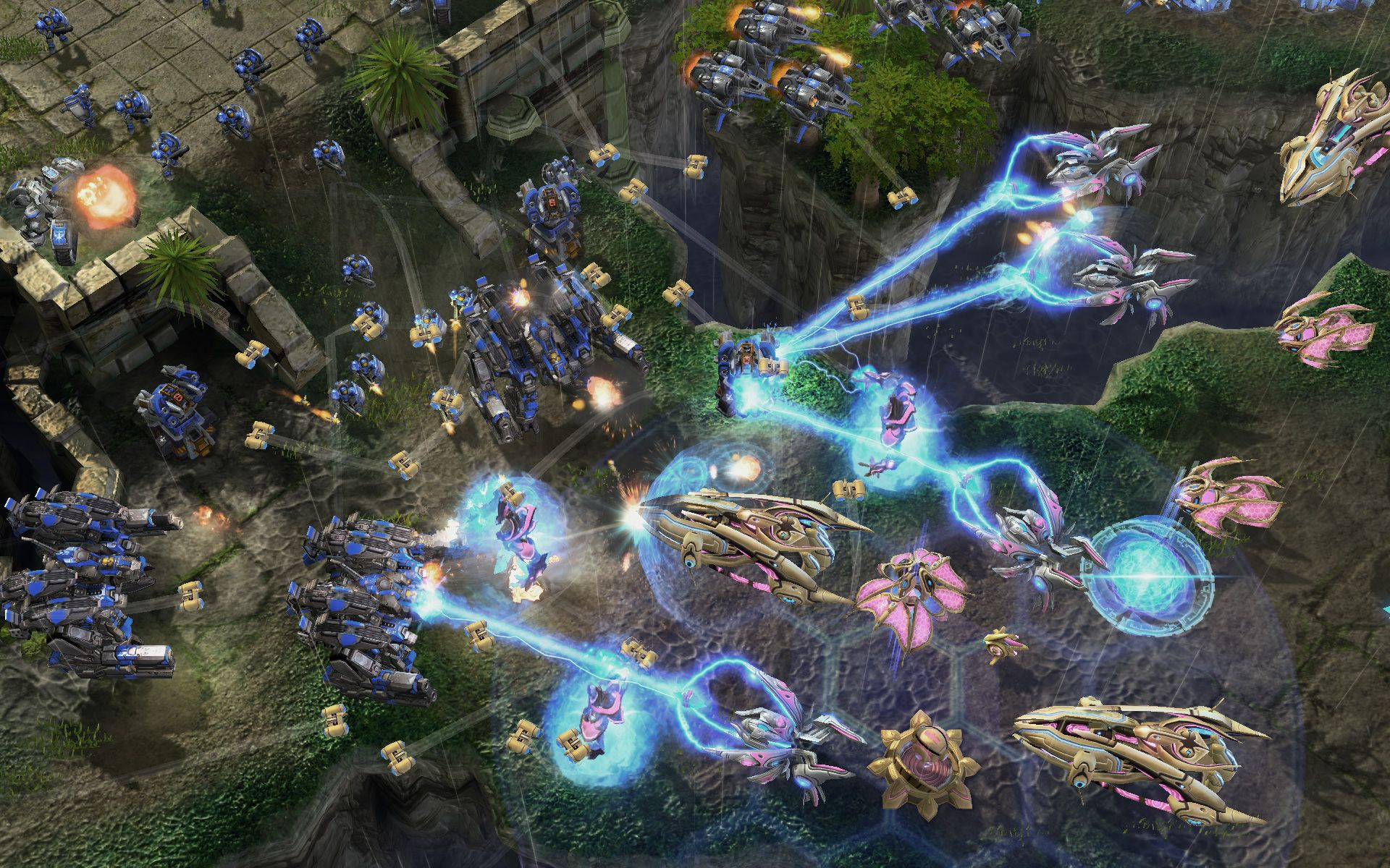 Video Trailer Starcraft 2 Battle Report 3 Extended Gameplay Trailer HD MegaGames