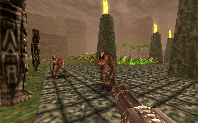 Game Cheats Turok MegaGames