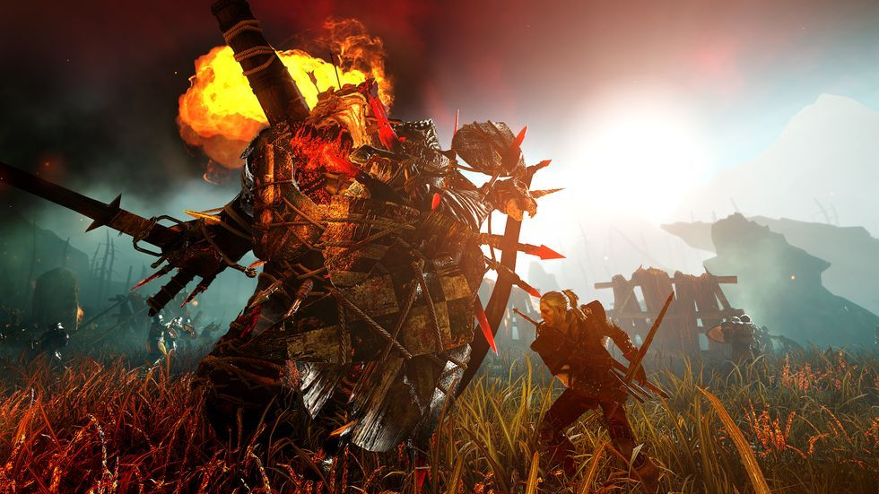 Game Patches The Witcher 2 Assassins Of Kings Enhanced