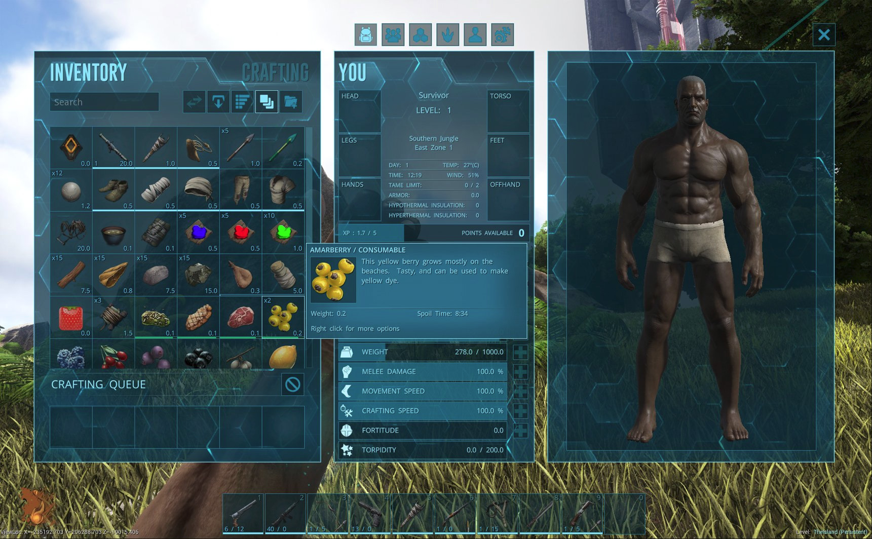 News ARK Survival Evolved To Overhaul Inventory In Next