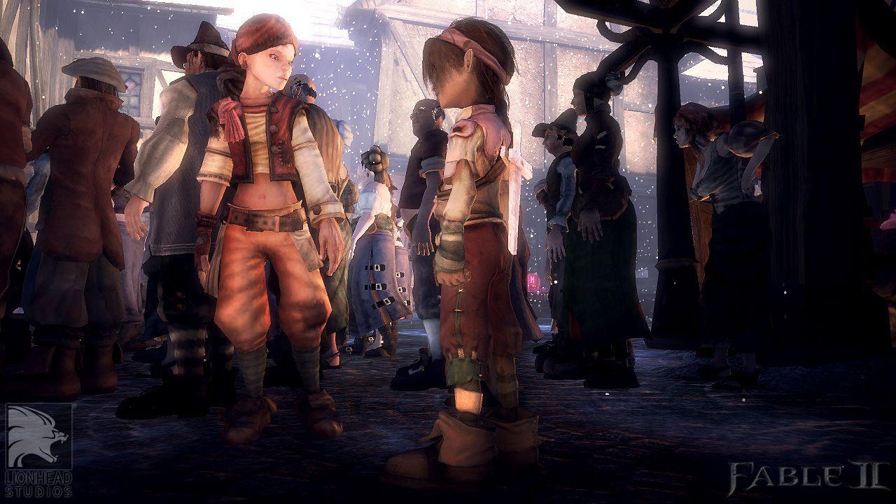 News 3 New Fable 2 Screenshots MegaGames