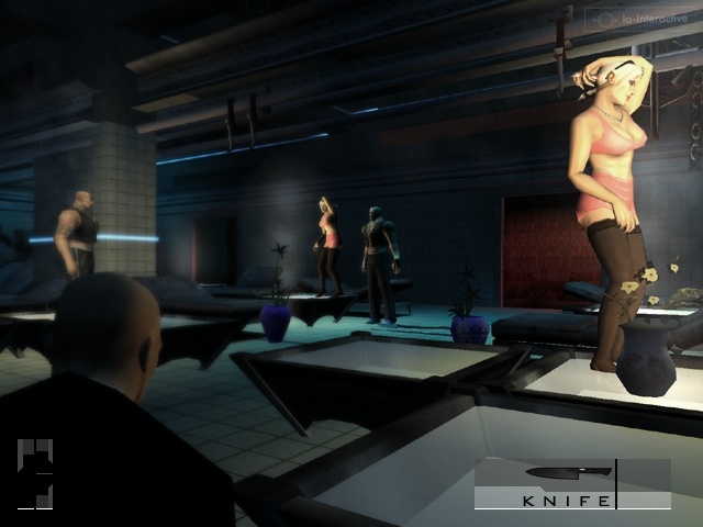 Demos PC Hitman Contracts Demo MegaGames