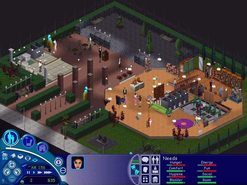 Game Fix Crack The Sims Hot Date V10 ENG NoDVD NoCD