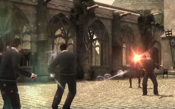 Demos: PC: Harry Potter and the Order of the Phoenix Demo | MegaGames