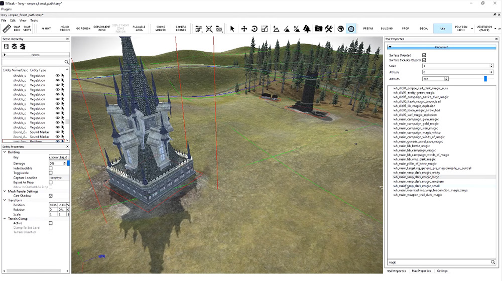 News Total War Warhammer Now Has A Map Editor MegaGames