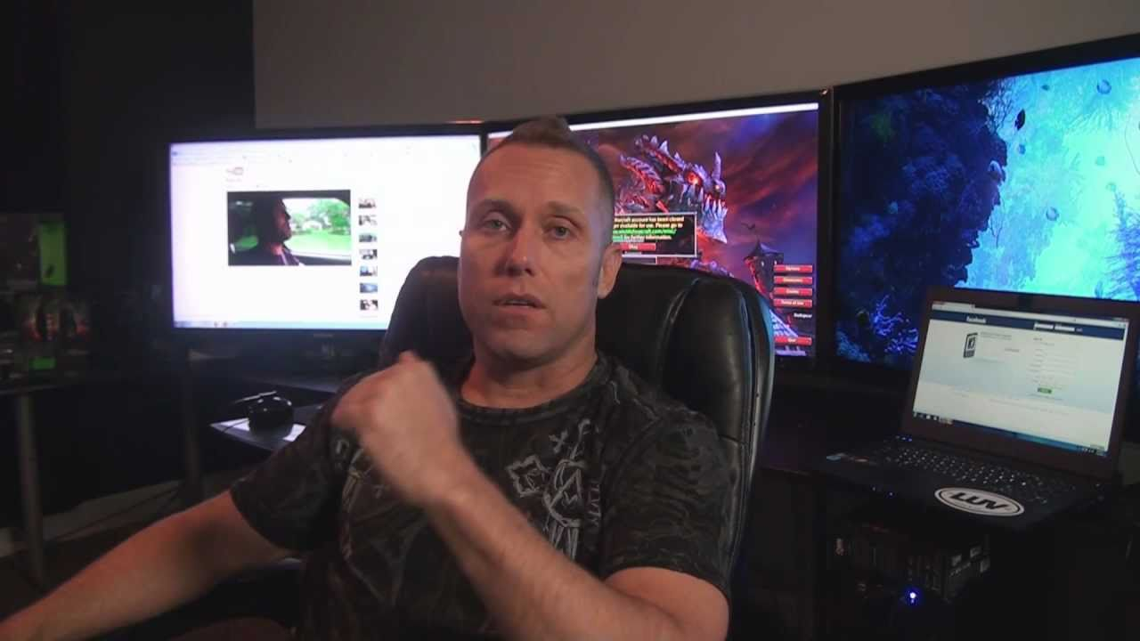 News World Of WarCraft Player Detained By Police During Livestream MegaGames