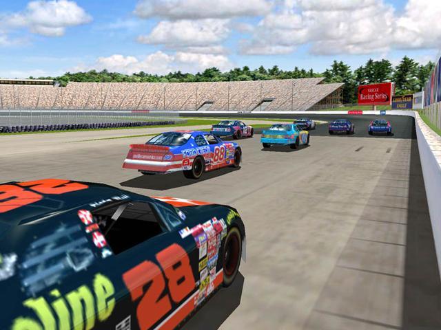 Demos: PC: NASCAR Racing 4 | MegaGames