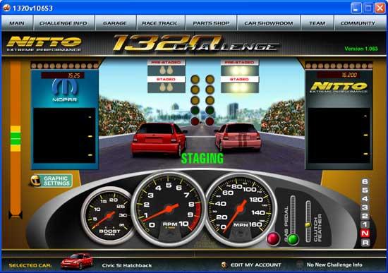 Freeware Freegame Nitto 1320 152S MegaGames