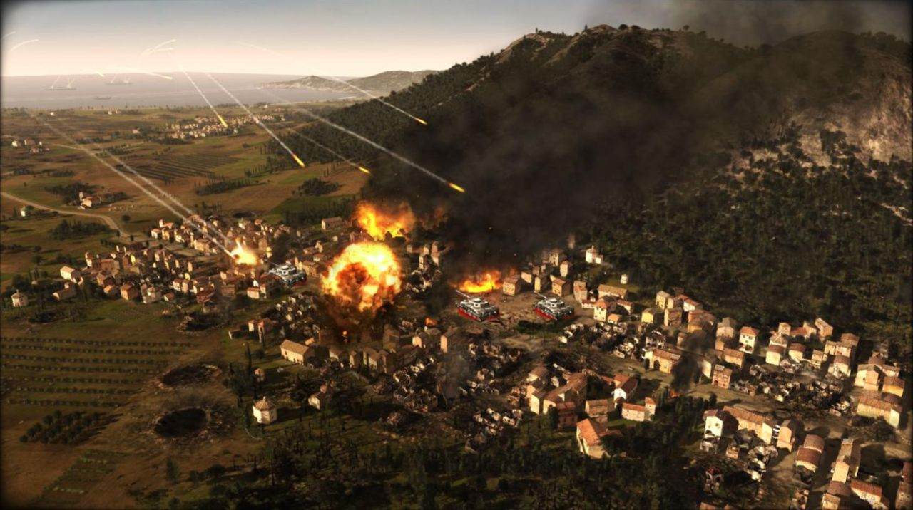 News Ubisoft Unveils New RTS Game RUSE MegaGames
