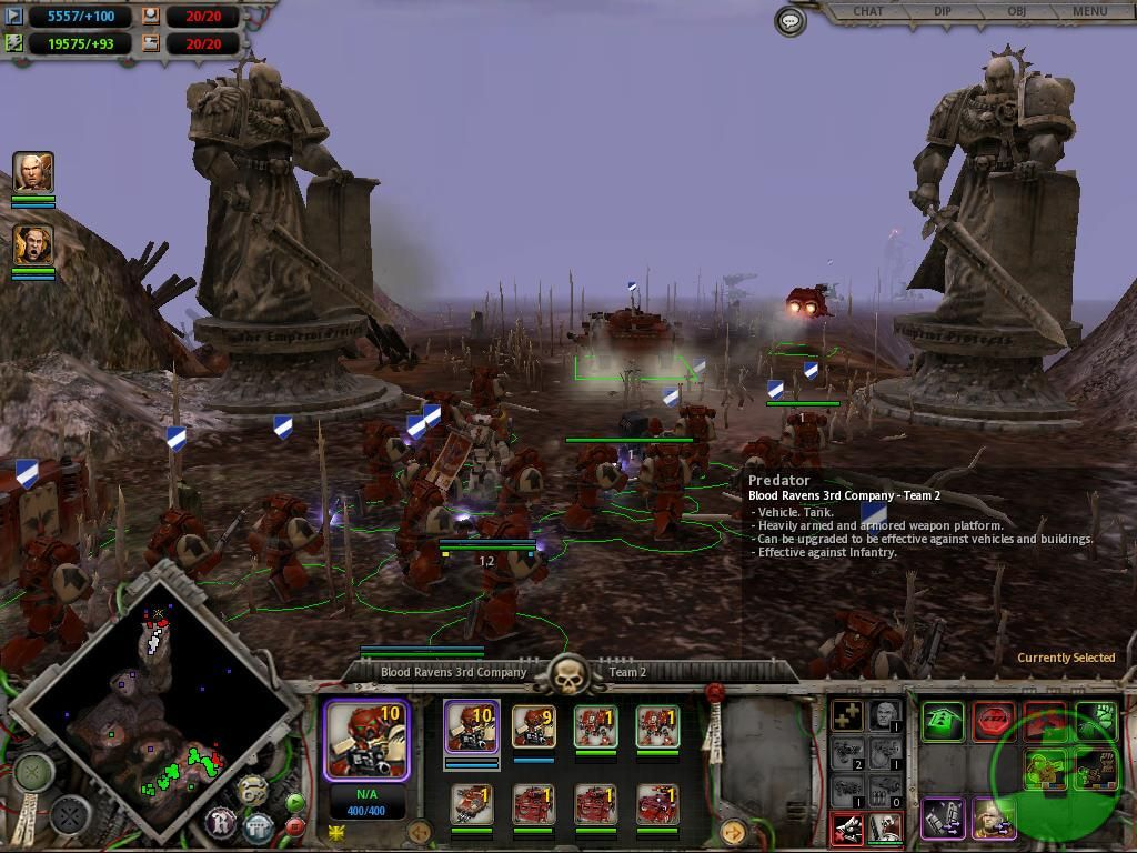 Game Patches Warhammer 40000 Dawn Of War V151 Patch MegaGames