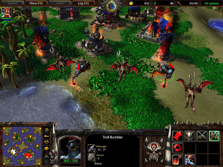 Game Patches Warcraft III TFT 113 Patch MegaGames