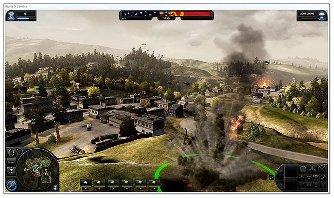 Game Patches World In Conflict Update V 1000 To V 1009