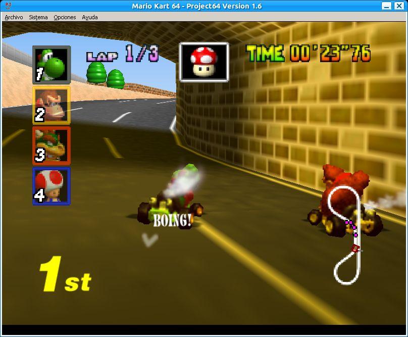 S Project 64 V20 MegaGames
