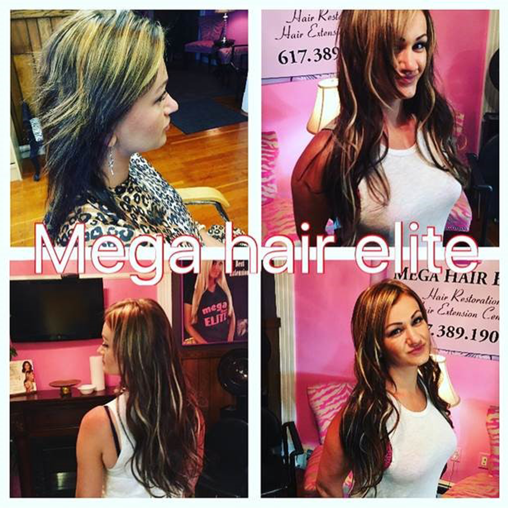 Hair Extension Mega Hair Elite