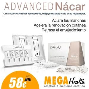 Mega Health - ADVANCED Nácar de Casmara