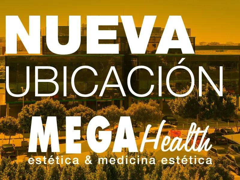 Nueva ubicación de Mega Health